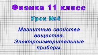 11 класс Урок 4
