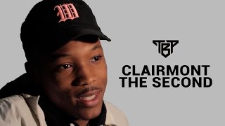 Clairmont the Second // 40oz Cypher Interview