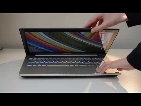ASUS N550JK Review! New Multimedia Laptop 2014 With Maxwell Graphics