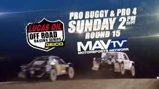 LOORS 2015 Round 15 Pro Buggy & Pro 4