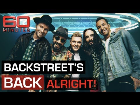 World's biggest boyband Backstreet Boys is back! | 60 Minutes Australia