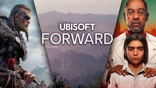 FULL Ubisoft Forward Reveal Event - July 2020