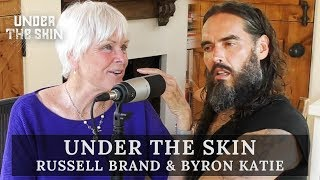 Free Your Self From Pain | Russell Brand & Byron Katie