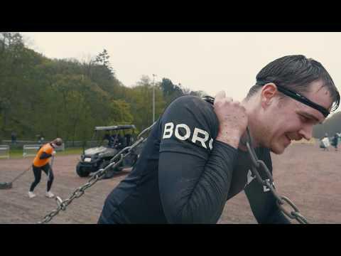 Björn Borg - Tough Viking, Slottsskogen Göteborg