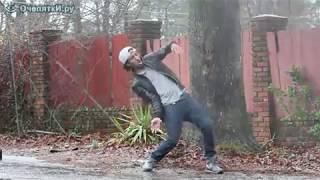 """Танцор """"нарушает законы физики"""""""