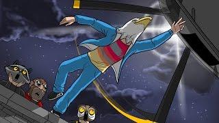 GTA 5 Funny Moments - Super Hero Club! (Spare Parts Edition)