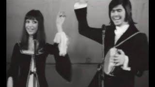 Esther & Abi Ofarim live in concert, 1969  - אסתר עופרים