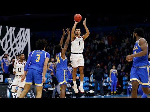 Jalen Suggs Game-Winning Buzzer-Beater – UCLA vs. Gonzaga – Final Four 2021