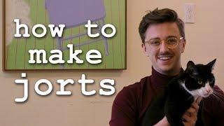 how to make jorts