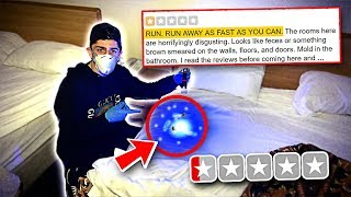 Staying at the WORST REVIEWED HOTEL in my City... **THEN THIS HAPPENED**