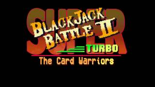 VideoImage1 Super Blackjack Battle II Turbo Edition