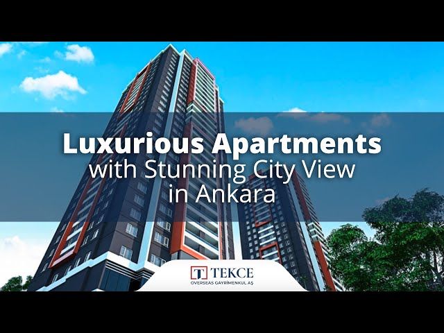 Centrally Located Apartments with City View in Mamak