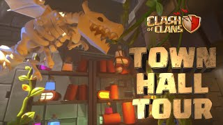 Clash Of Clans: Town Hall Tour