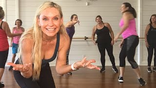 Dance Fitness with Susan 09-25-2021 : Alex