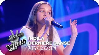 Gambar cover Indila - Dernière Danse (Lilly-Marie) | Blind Auditions | The Voice Kids 2018 | SAT.1