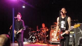 Anti-Flag - Rotten Future (live in Pensacola)