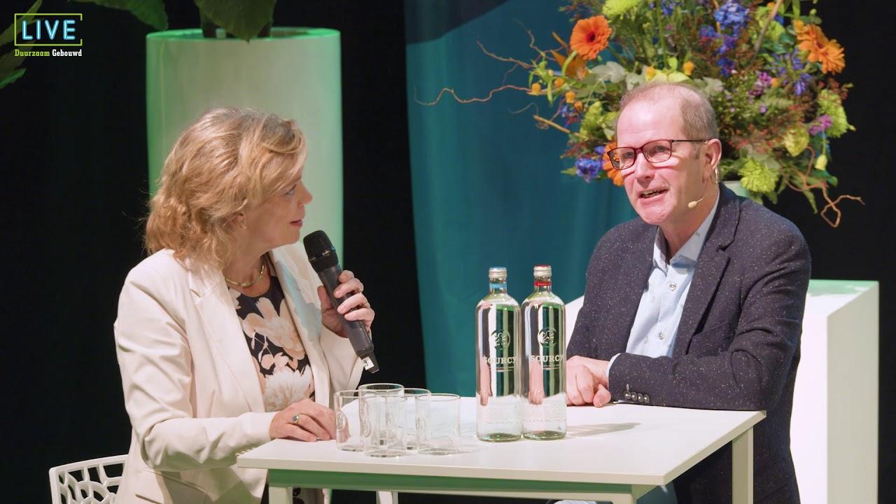 Video: Charles Hussels op Duurzaam Gebouwd Congres 2020