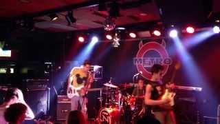 Video Ňuňu - Funěla (Starobrno Rock Battle - Metro Music Bar, 7.1.2014