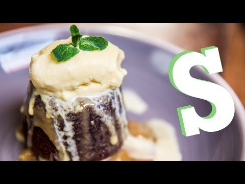 How To Make Sticky Toffee Pudding Recipe – Homemade by SORTED