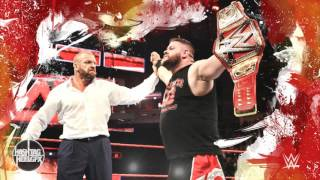 "2016: Kevin Owens 1st WWE Theme Song - ""Fight"" + Download Link ᴴᴰ"