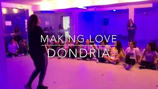 Making love - Dondria