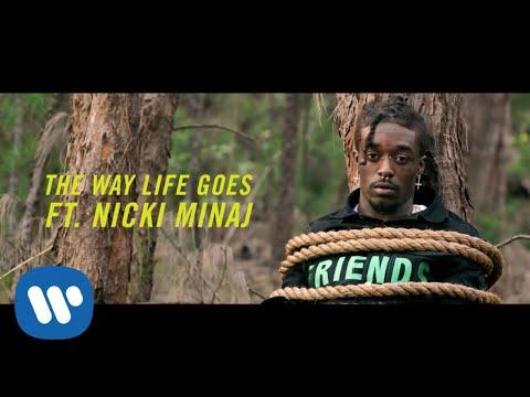 Lil Uzi Vert - The Way Life Goes Remix (Feat. Nicki Minaj) [Official Music Video]