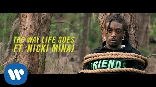 The Way Life Goes (Remix) - Lil Uzi Vert feat. Nicki Minaj (Video)
