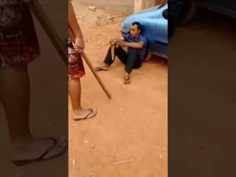 Pedófilo conhecido como irmão Samuel é pego no fraga tentando abusar de menino em Brasília
