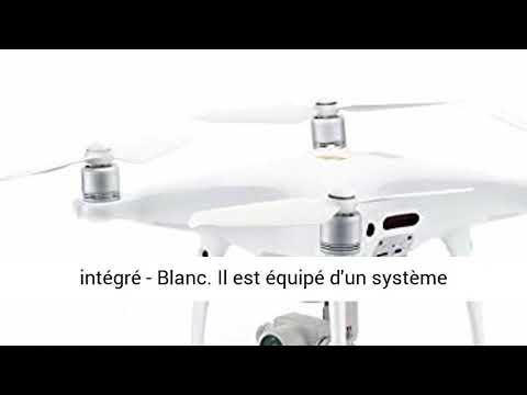 DJI - Drone Phantom 4 PRO Plus V2.0 - Version UE, enregistre des vidéo 4K / 60fps et des images