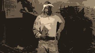 2Pac - Secrets of War II (D-Ace Remix)