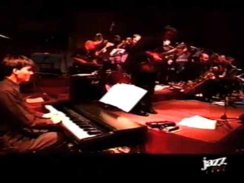 "October 2001 - My composition ""Cool"" for Guitar and Big Band"