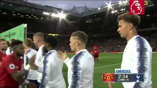 מנצ'סטר יונייטד נגד טוטנהאם 3-0