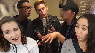 Airspoken - Havana, Dahil Sa'yo, Rockstar Reaction Video