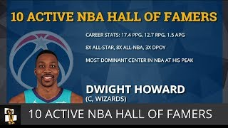 10 Current NBA Players Who Will Make It To The Hall Of Fame