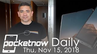 Galaxy F design concepts, Google Pixel 3XL issues & more