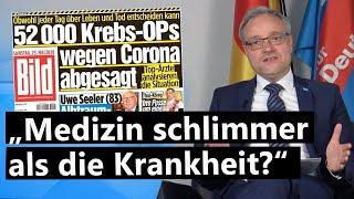 Verfassungsfeindliche Verfassungsrichter und der ganz normale Corona-Wahnsinn - Tollhaus Deutschland