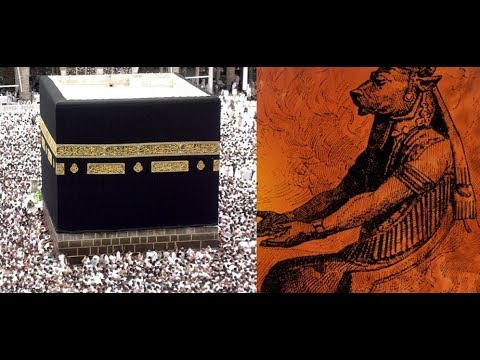 Jesus Strongly Warns About the Islamic Beast and its Kaaba Image