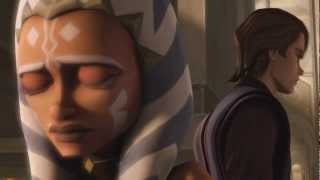Ahsoka Leaves the Jedi Order - Ungodly Hour (HD) By The Fray