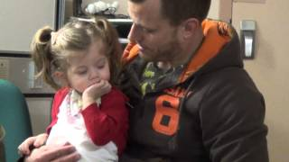 Part 4 - Twins T&D Having Their Cochlear Implants Activated