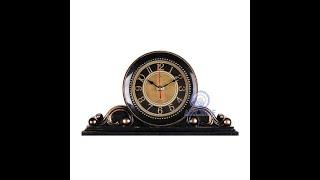 Видео обзор интерьерных настольных часов Рубин 2514-006 и 2514-002