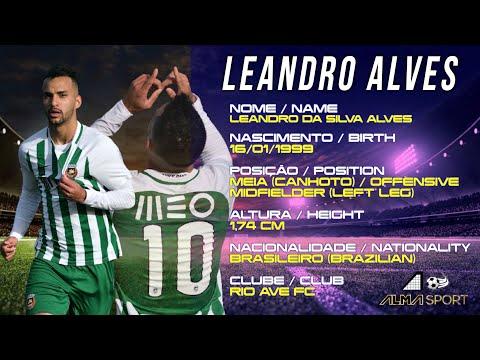 LEANDRO ALVES - OFFENSIVE MIDFIELDER (LEFT LEG) - HIGHLIGHTS 2020/2021