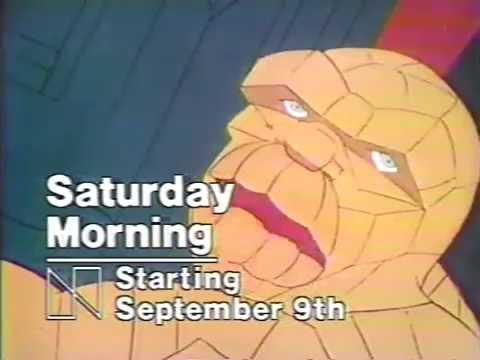 NBC Saturday morning TV promo 1978