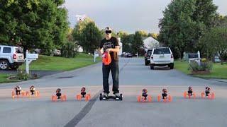 Nerf War:  Drone Invasion 3