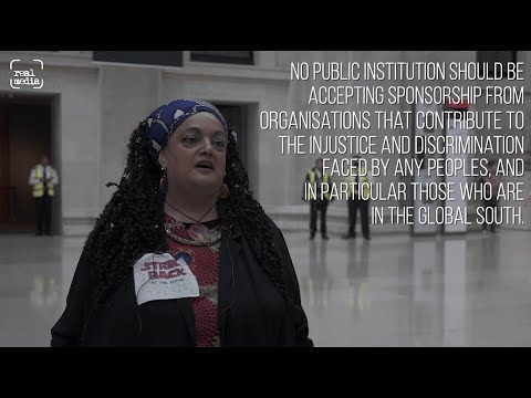 Zita Holbourne – The British Museum - Colonialism, Imperialism and Oil