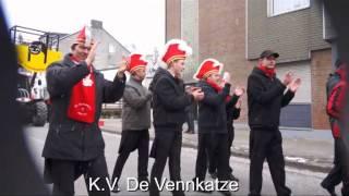 preview picture of video 'K.V. De Vennkatze im Rosenmontagzug 2013 in Stolberg - Breinig'