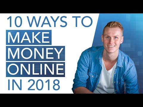 How To Make Money Online | 2018