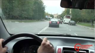 Онлайн урок #1. Как увидеть все опасности на дороге?