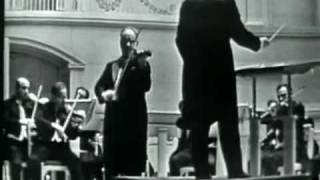David Oistrakh - Beethoven Romance in G Major