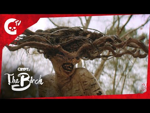 Short Horror film called The Birch by Crypt TV