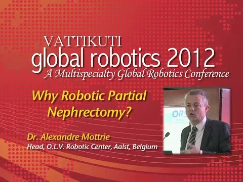 Why Robotic Partial Nephrectomy